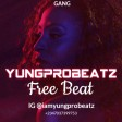 Yungprobeatz VECTOR type Rap Beat