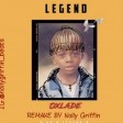 OXLADE - LEGEND || Official Instrumental Remake || Prod.By Nolly Griffin